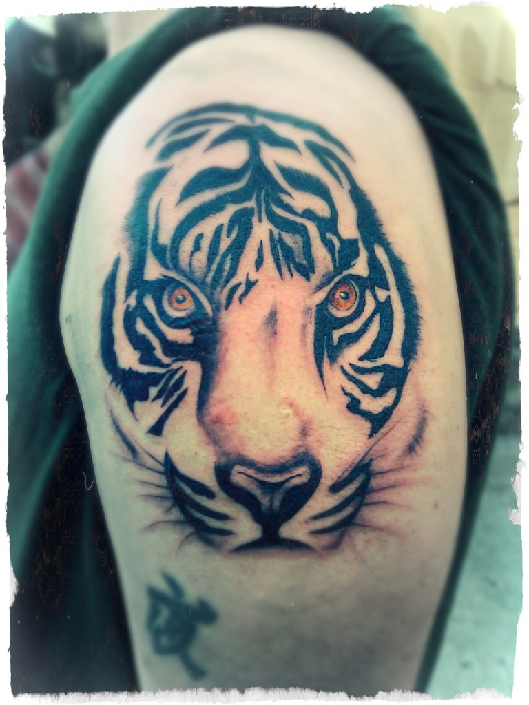 tiger_face_tattoo