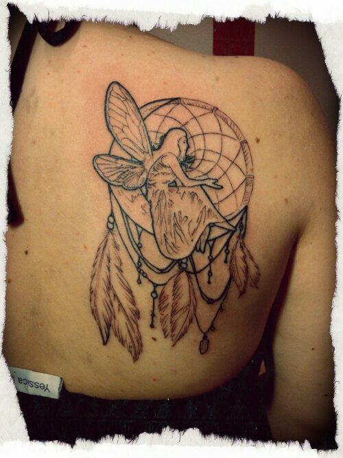 fairy_dreamcatcher_tattoo