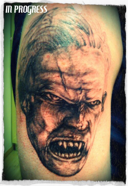 zombie_portrait_tattoo