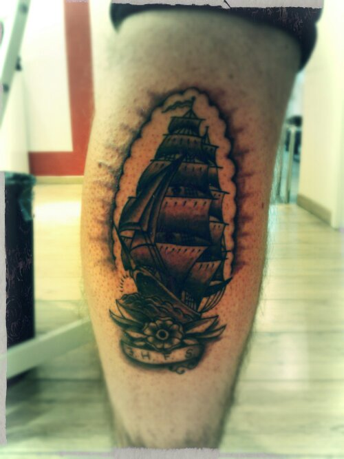 old_school_boat_tattoo