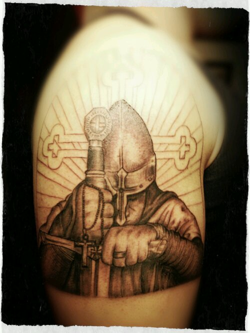 crusader_tattoo