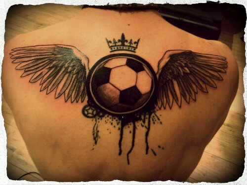 winged_football_tattoo