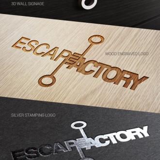 Branding for Escape Factory