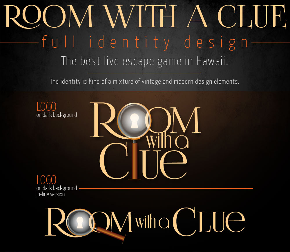 room with a clue full identity featured