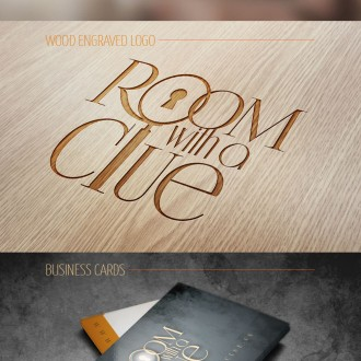 Room With A Clue – Branding for Escape Game in Honolulu