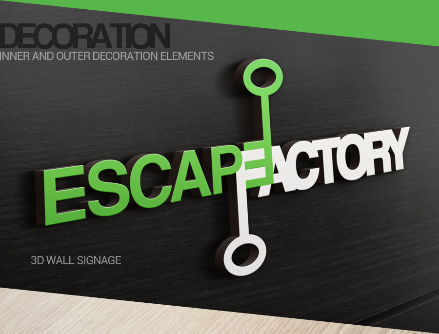 escape factory full identity featured