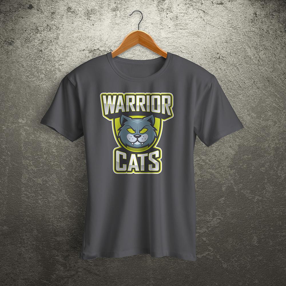 warrior cats esport polo
